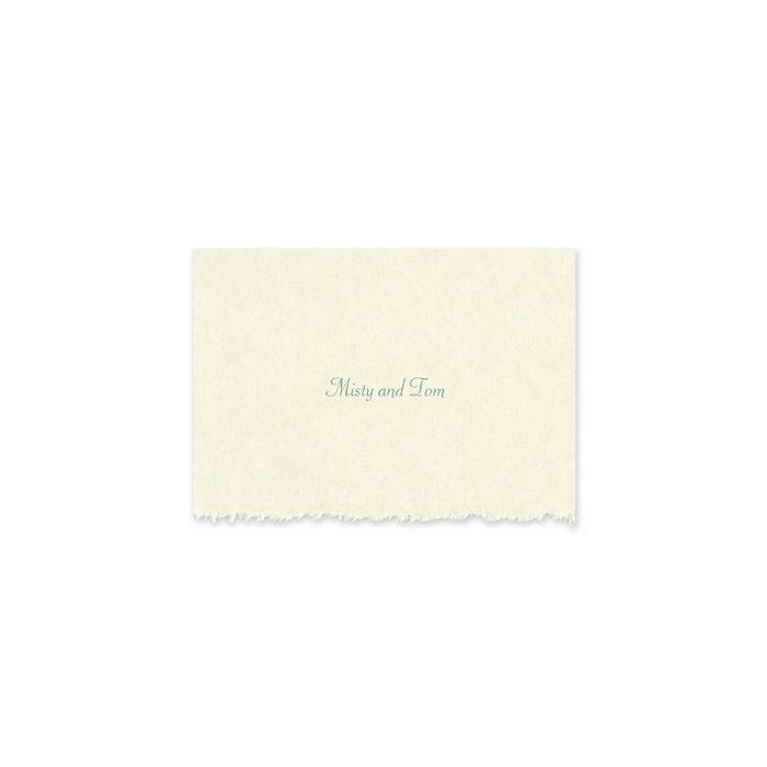 Believe Note Card