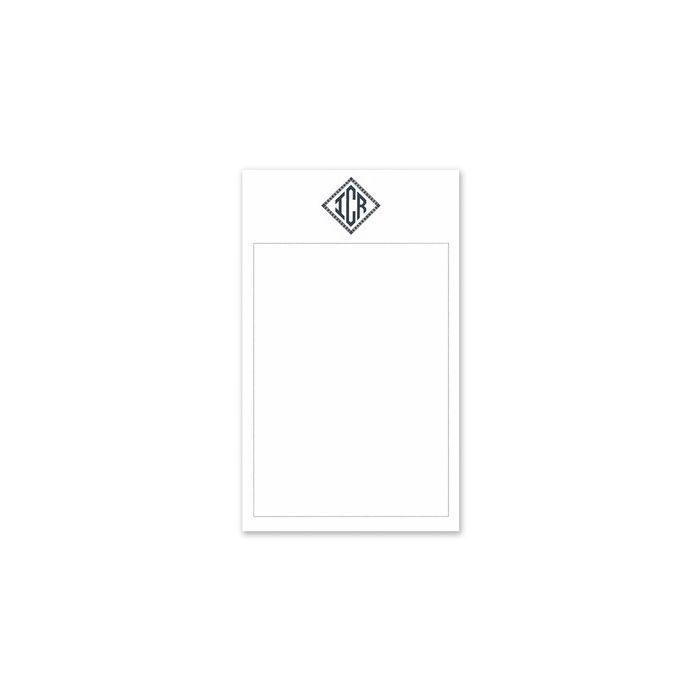 Framed Jotter Card