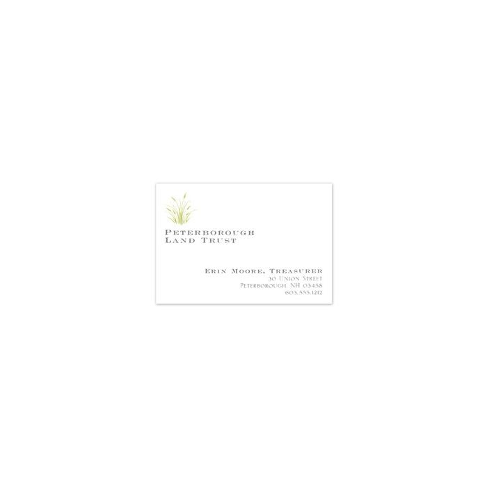 Wuthering Business Card