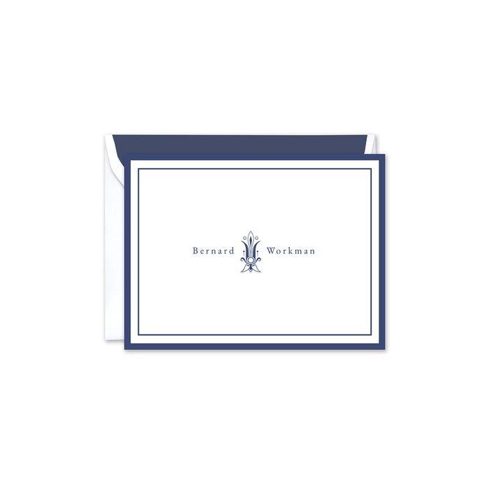 Bernard Note Card