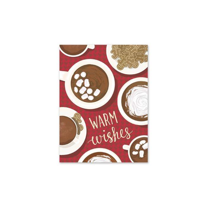 Hot Cocoa Greeting Card