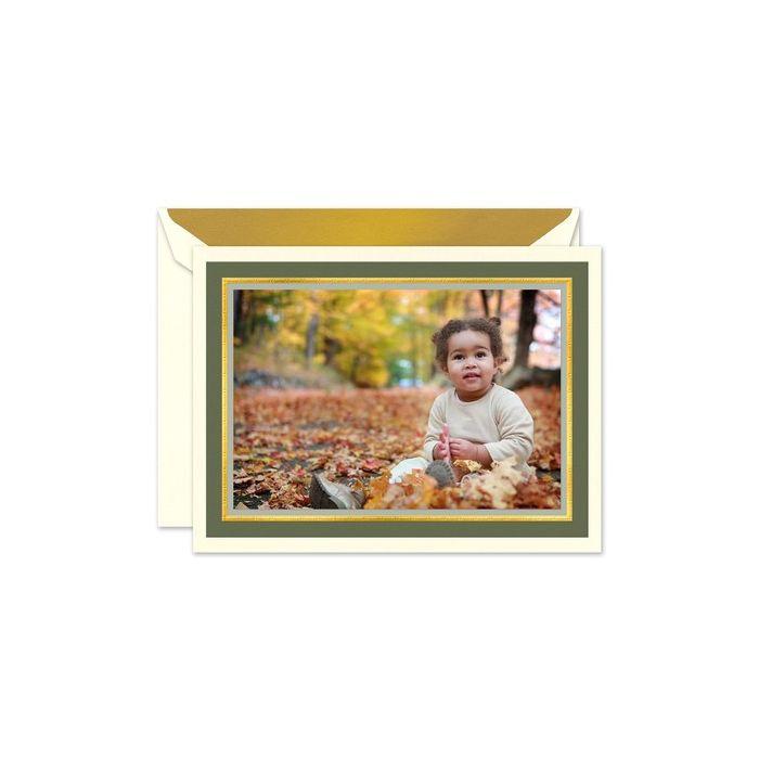 Woodland Mounted Photo Card