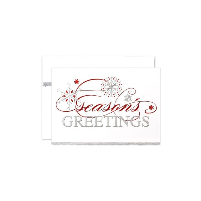 Shining Greeting Card
