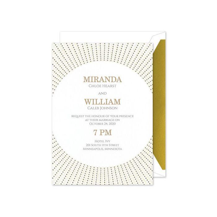 Spotlight Invitation