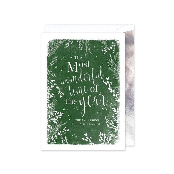 Wonderful Time Greeting Card