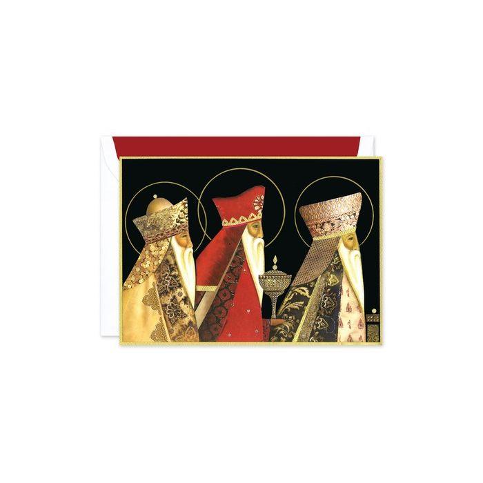Three Kings Greeting Card