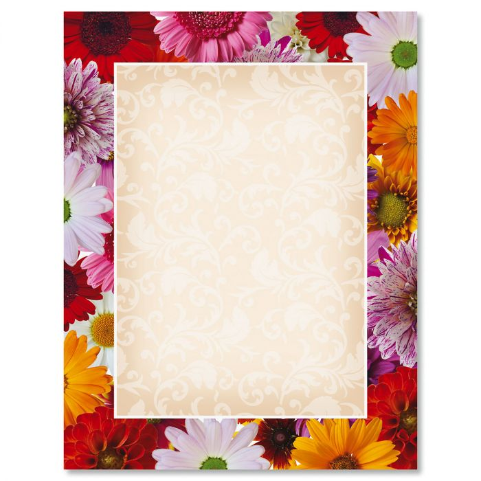 Daisy Letter Papers