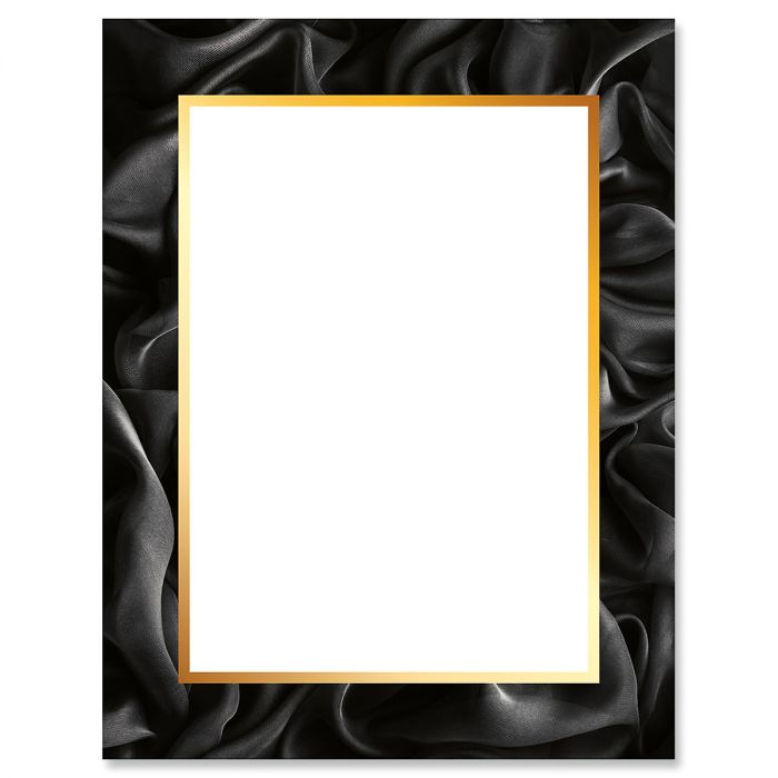 Silk Sheets Letter Papers