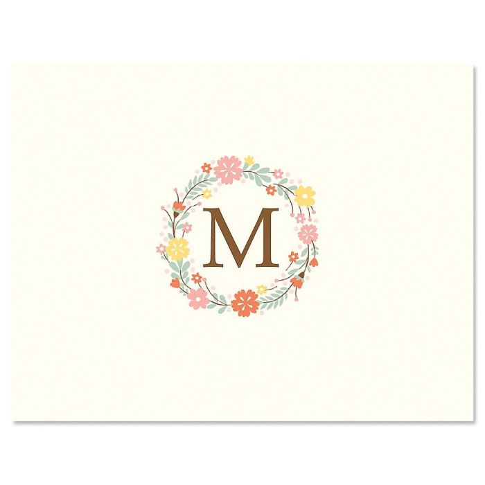 Delicate Cluster Note Cards