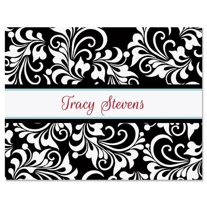 Opulent Note Cards