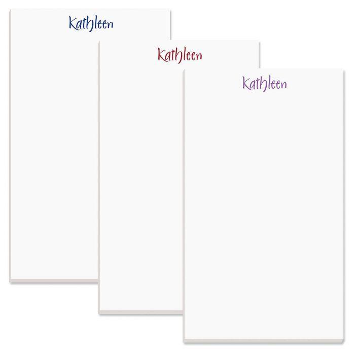 Elegant Note Pad