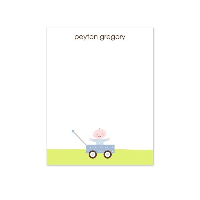 Little Brother Flat Card