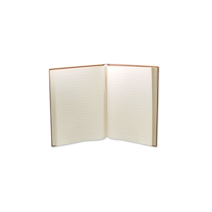 Tan Leather Manuscript