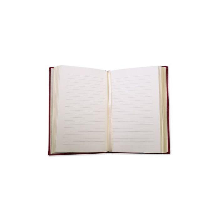 Red Locked Diary