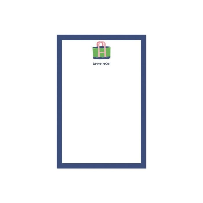 Tote Note Pad