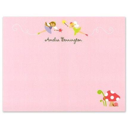 Fairy Flat Card
