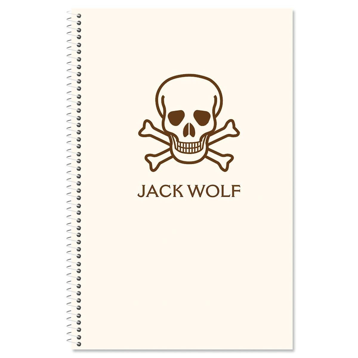 Skull & Crossbones Journal