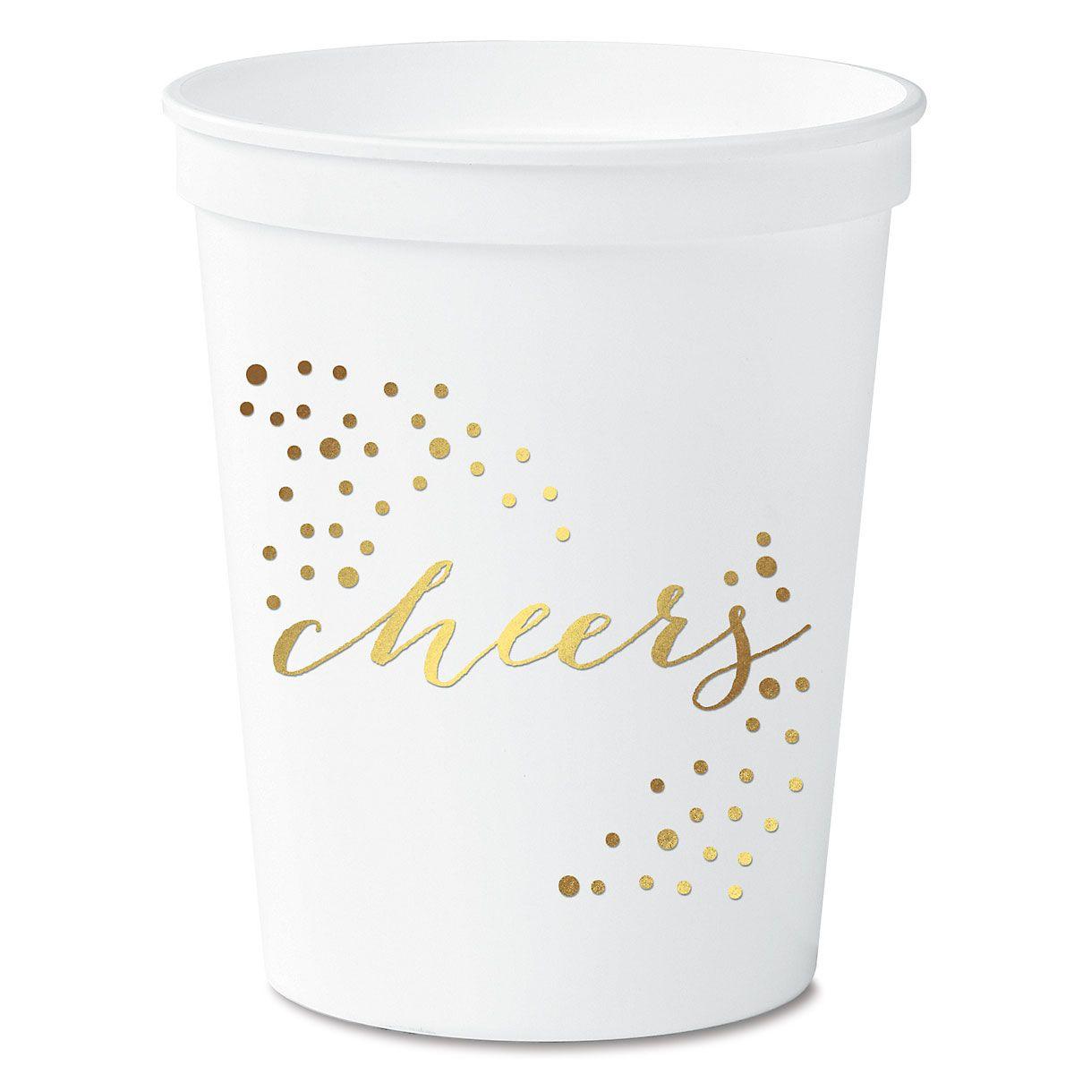 Cheers Stadium Cups