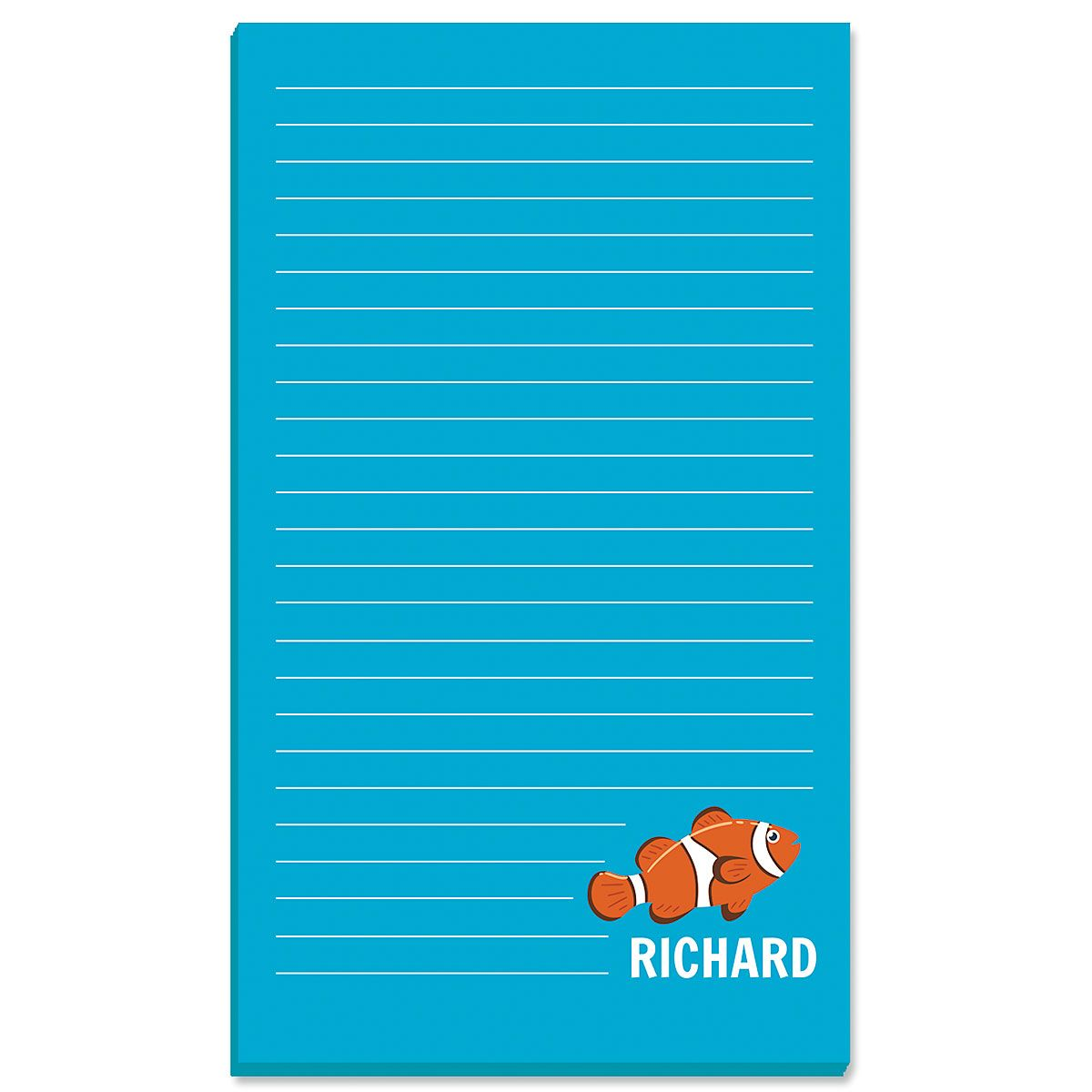 Clownfish Note Pad