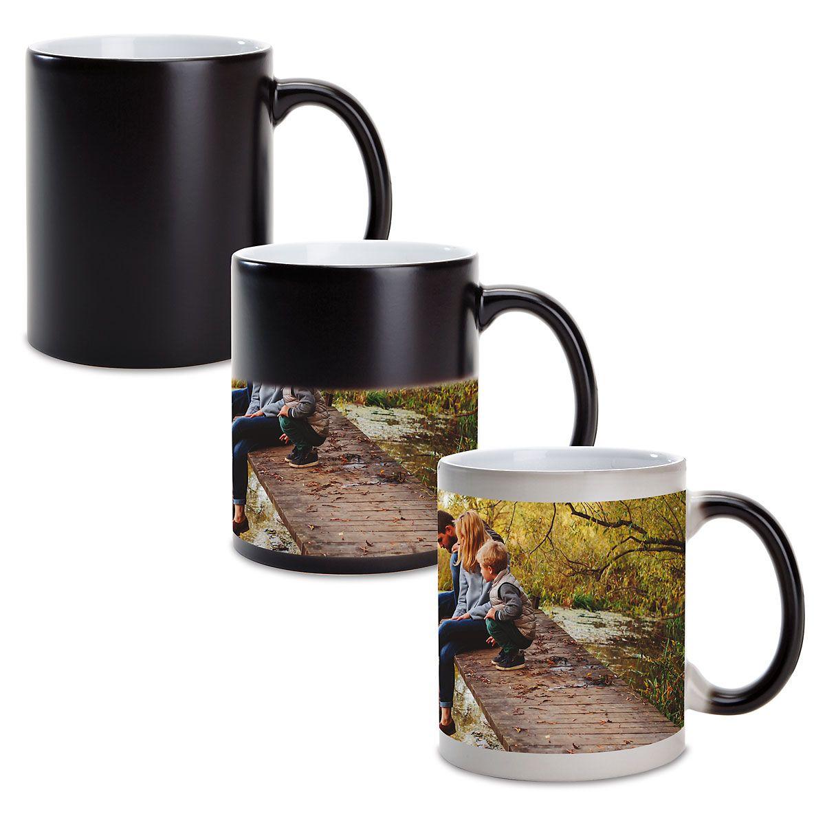 Panoramic Custom Ceramic Photo Mug