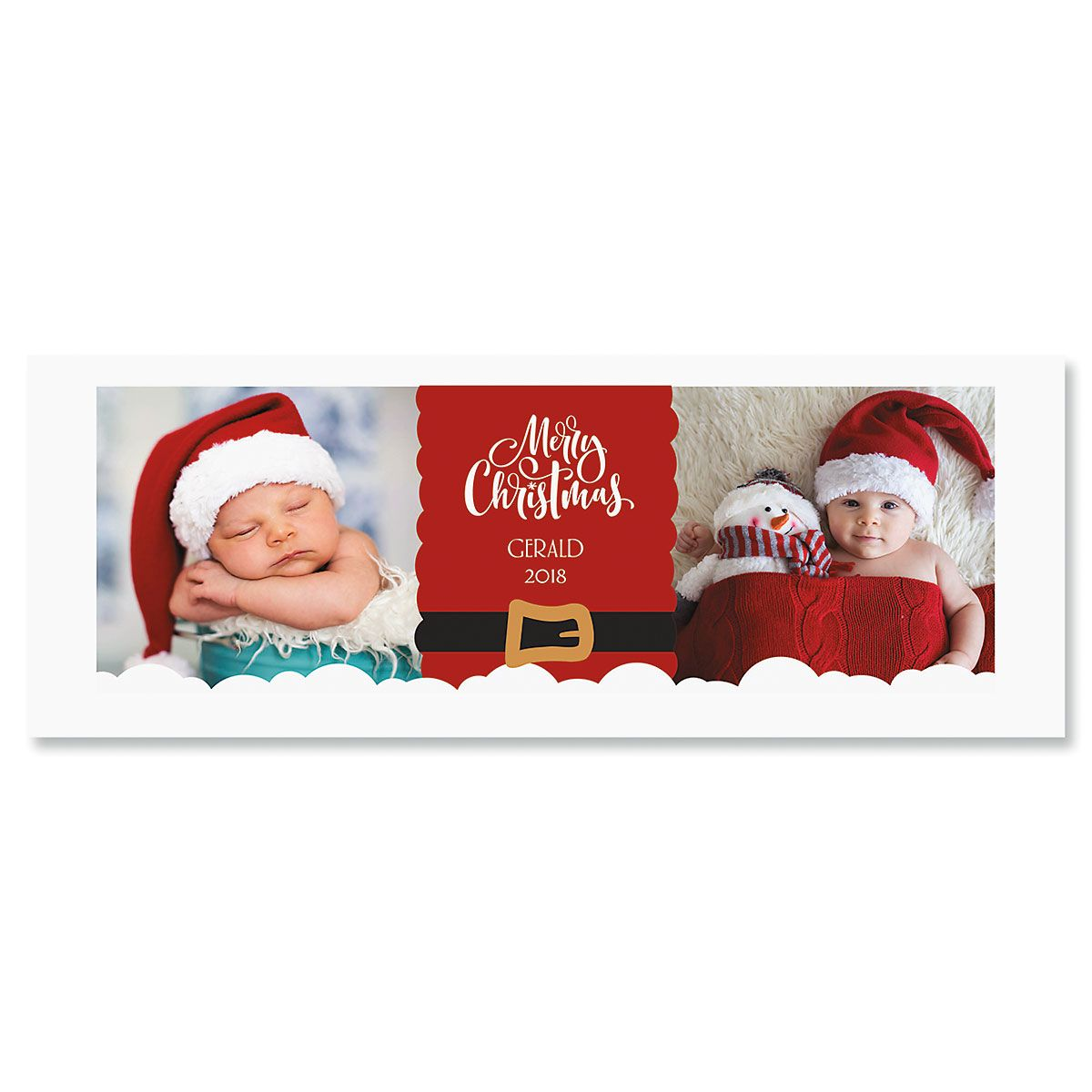 Santa Custom Ceramic Photo Mug