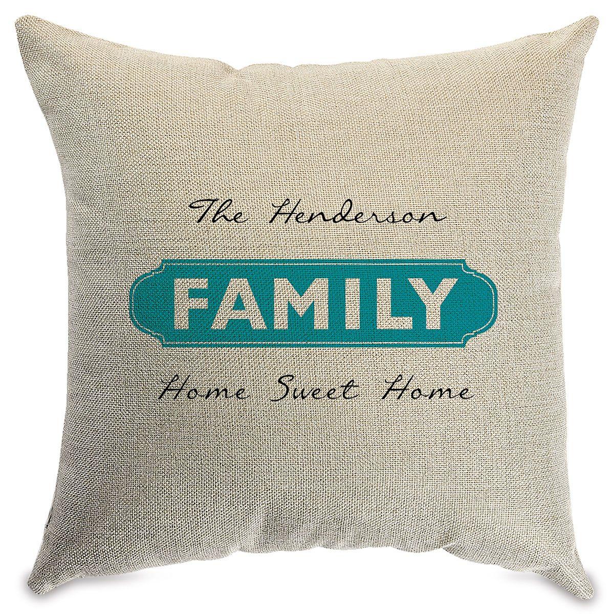 Family Customized Natural Pillow