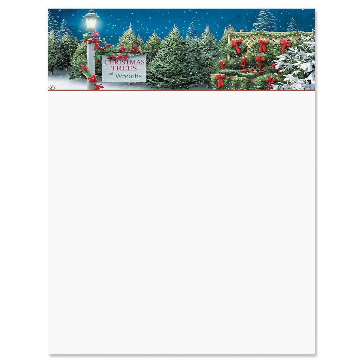 Tis The Season Letter Papers