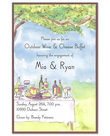 Vineyard Invitation