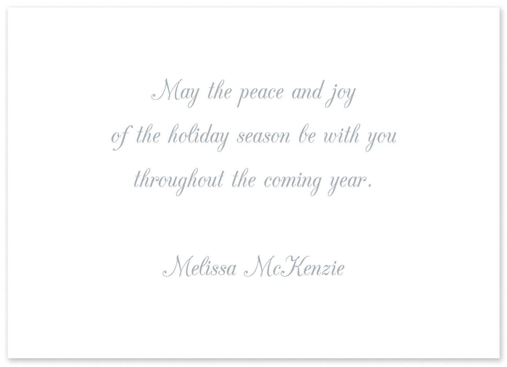 Elegant Image Greeting Card