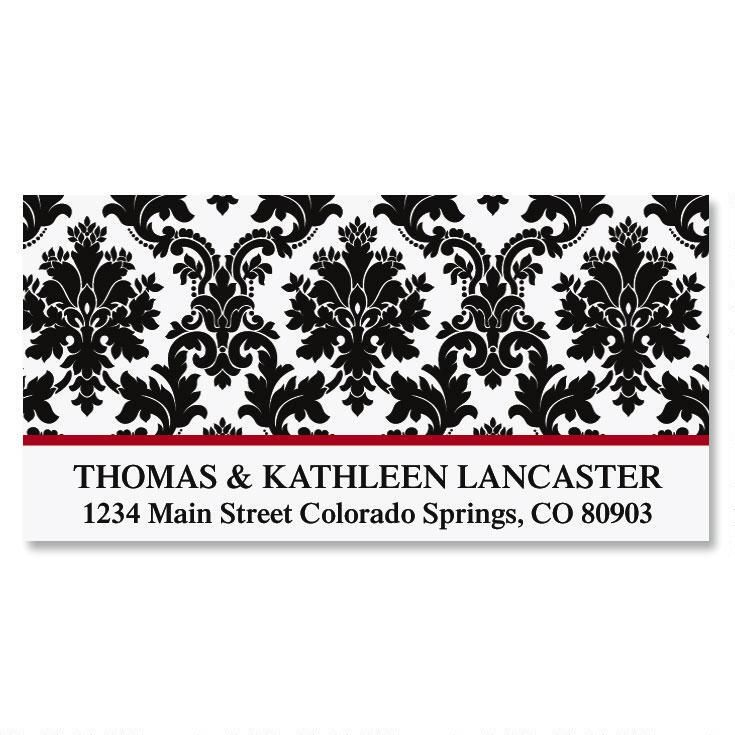Alexandria Deluxe Custom Address Labels