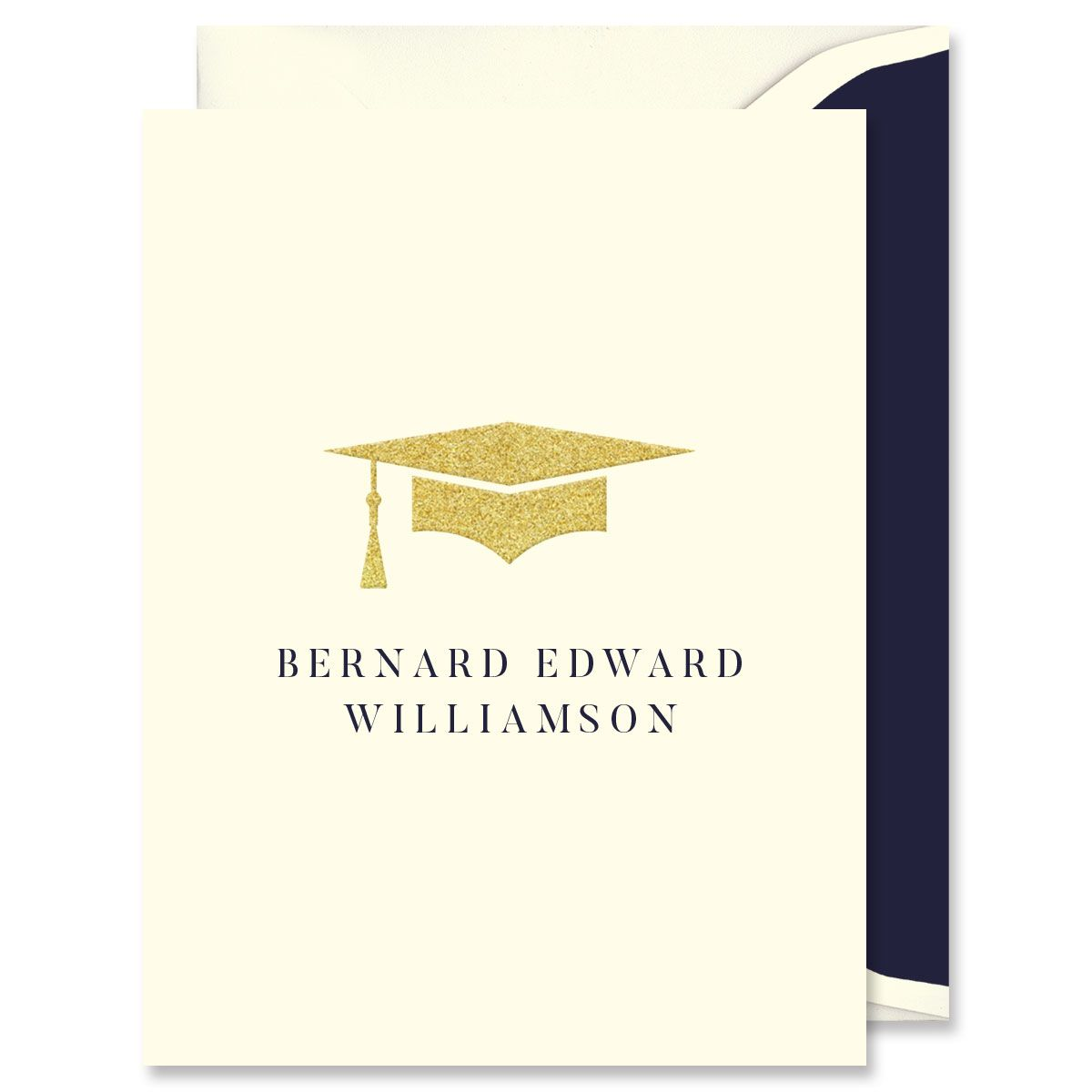 Graduation Cap Thank You Note Cards