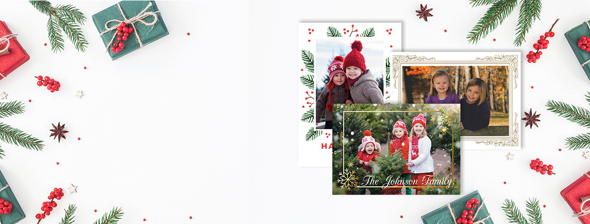 Shop Holiday Cards at Fine Stationery
