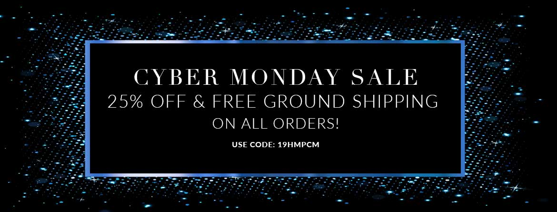 Shop Cyber Monday  at Fine Stationery