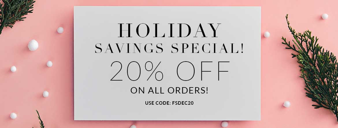 Shop Holiday Special at Fine Stationery