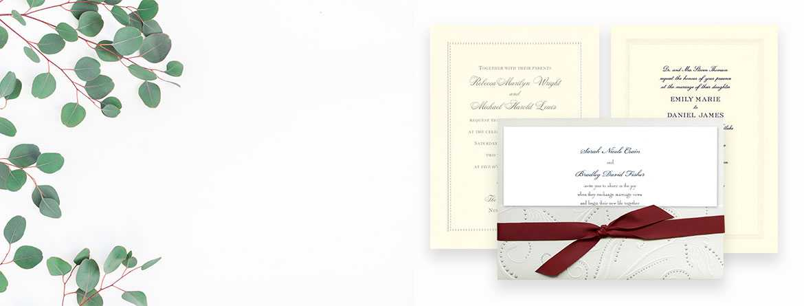 Wedding Invitations Bed Bath And Beyond: Personalized Stationery & Wedding Invitations